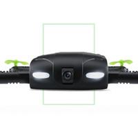 cámara de drone caliente al por mayor-JJRC DHD D5 Selfie Drone con cámara plegable de bolsillo Rc Drones Control de teléfono RC helicóptero Fpv Quadcopter Mini Dron nuevo caliente