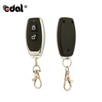 приемник удаленного приемника оптовых-Professional 433Mhz RF Remote Control Learning Code EV1527 HCS301 For Gate Garage Door Controller Alarm Receiver Remotes