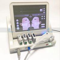 spa portable Hifu High Intensity Focused Ultrasound Hifu face body lift hifu wrinkle removal beauty machine skin tightening 5 cartridges