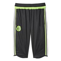 Wholesale polartec power dry - Best Quality Mexico Black 3 4 Training Pants, New arrival Cheap Men's Mexico 3 4 Sports Pants