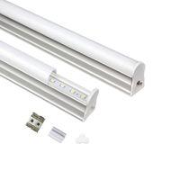 t5 fluoreszierende röhre großhandel-900mm integrierte T5 LED-Röhren 3FT 3 Fuß 18W SMD2835 LED-Leuchtstoffröhren Licht warm / kalt Weiß AC 85-265V + CE ROHS UL
