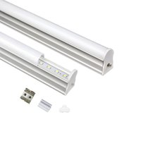ingrosso tubi fluorescenti led t5-Tubi a Led T5 da 900mm Tubi 3FT 3 piedi 18W SMD2835 a Led Tubi Fluorescenti Caldo / Freddo Bianco AC 85-265V + CE ROHS UL