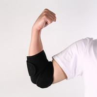 ingrosso badminton elbow pad-Gomito per il sostegno del gomito da esterno Brace regolabile per il fitness