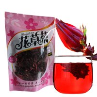 Wholesale dried flowers tea resale online - Preference g Organic Premium Dried Roselle Chinese Specialty Herbal Tea New Scented Tea Health Care Flowers Tea Healthy Green Food