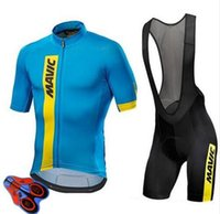 Wholesale pro cycling online - Mavic Hot Pro Team Cycling Clothing Road Bike Wear Racing Clothes Quick Dry Men s Cycling Jersey Set Ropa Ciclismo Maillot