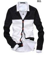 ingrosso lana a maglia britannica-Britannici uomini temperamento selvaggio maglione nuove giacche moda tendenza cucitura sottile sezione cardigan in maglia giacca di lana da uomo