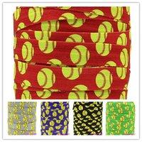 replier les élastiques achat en gros de-ruban gros / OEM 5 / 8inch 15mm 180418015 conception de bande dessinée plié sur élastique FOE pour cheveux cravate livraison gratuite