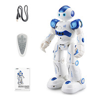Wholesale ir c - Original JJR C JJRC R2 Robot Toys kit IR Gesture Control CADY WIDA Intelligent Action Figure Programing Dancing Robots for Children Kid gift