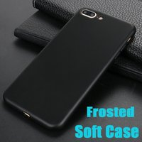 Wholesale Free Matting - Anti Fingerprint Skim Frosted Matting Shockproof Back Cover Soft Gel Silicone TPU Case For iPhone X 8 7 6 6S Plus Free Shipping