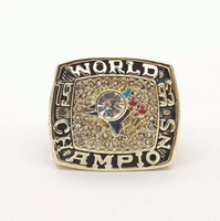 Wholesale Beat Man - Who Can Beat Our Rings, High Quality 1993 Toronto Blue Jays League Baseball Custom Sports Replica Men World Championship Ring