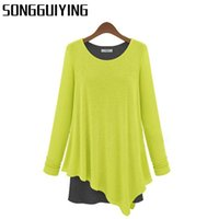 Wholesale Top Dress For Pregnant - SONGGUIYING A14 Modal Maternity Mother Nursing Shirts Clothes T-Shirt Dresses Pregnancy Tops Clothing Nursing Dress for Pregnant