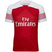 nombre de camiseta de fútbol personalizado al por mayor-camisetas de fútbol salah de la mejor temporada de Tailandia 2018 2019 temporada de fútbol, nombre libre y número personalizado