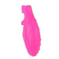 yetişkinler seks için ürünler toptan satış-Titreşimli parmak klitoral stimülasyon aracı seks oyuncak yetişkin ürün için