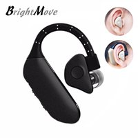 Wholesale gold watch phone - Bluetooth V4.0 WIRELESS Q8 Earphone In Ear Earbuds HIFI Earphones&Headphone With Mic For Phone PC Tablet Smart Watch