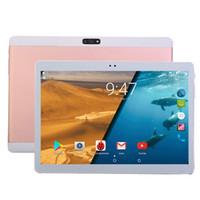 ingrosso chiamata da tavolo 4g lte-Tablet da 10 pollici Android 7.0 Octa Core 5.0 MP 4 GB di RAM 32 GB ROM 8 core 1280 * 800 IPS Screen phone chiamata 3G 4G LTE FDD Tablets 10.1