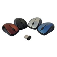 Wholesale gamers accessories for sale - 2 G USB Wireless Mouse DPI ergonomic design for desktop computer accessories mice gamer PC with Retail Packing Colors