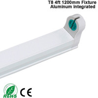 Wholesale Led Tube Fixture T8 ft mm Integrated Aluminum Support Bracket With cm cable