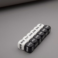 1 Pair Black White Sex Dice Foreplay Adult Games English Words Erotic Craps Party Funny Sex Gifts Sex Toys for Couples