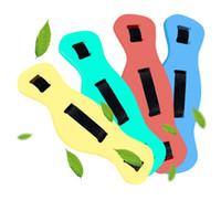 schwimmender gürtel großhandel-Schwimmen Kickboards Schwimmen Lehnende Ausbildung Float Ausrüstung Wasserdicht EVA Wassersport Aerobic Gürtel Zubehör Bund Kinder Erwachsene 14ds V