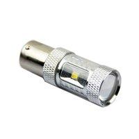 ingrosso ba15s 24v-1156/1157 CREE XBD Chip 30W P21W BA15S LED luce di retromarcia 12V 24V auto retromarcia lampadina auto illuminazione