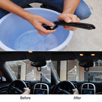 Wholesale car windshield repair resale online - Car Wiper Blade Repair Tool Auto Windshield Wiper Wizard Blade Restorer Van Windscreen Cleaner Car styling Wiper Cleaning Brush