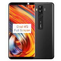 m9 mobil toptan satış-Leagoo M9 Pro 18: 9 Tam Ekran 4G Smartphone MT6739V 5.72