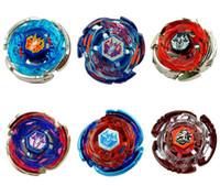 beyblade oyuncaklar ücretsiz gönderim toptan satış-Ücretsiz kargo 5 adet / grup Beyblade Metal Fusion 4D set Big Bang Pegasis F: D Beyblade BB-105 beyblade spin top oyuncak M088