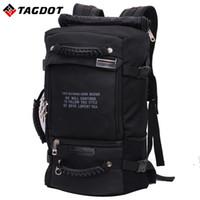 laptop taschen 17,3 zoll großhandel-Laptop-Rucksack 17 18-Zoll-Laptop-Tasche 17,3 15,6 14 Zoll Outdoor große Reise Rucksack Schulter Männer Tasche Kapazität Mehrzweck