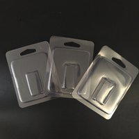 Wholesale clear plastic retail box for sale - Retail Plastic Packaging For Smoking Vape Mods Kits Box Mods Empty Pods Clear Clamshell For Pod Cartridge