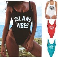 Wholesale Fashion Tankini Swimwear - women sexy fashion swimwear nice venus summer for girls tankini sea games high quality bathing Alphabet swimsuit