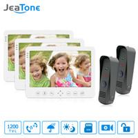 lcd verdrahtete häusliche sicherheit großhandel-JeaTone 7