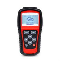 herramienta de diagnóstico alemán al por mayor-Maxiscan MS509 OBD2 Lector de códigos Escáner de automóvil OBDII MS 509 Herramienta de diagnóstico automotriz Holandés / inglés / francés / alemán / español