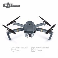 Wholesale Dji Fpv - DJI Mavic Pro Fly Folding FPV Drone With 4K HD Camera OcuSync Live View GPS GLONASS System RC Quadcopter