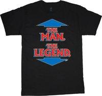taxa de algodão venda por atacado-Algodão Camisa Dos Homens T O Homem A Lenda Camisa Engraçado Dizendo X-Rated T Shirt Decalque dos homens T Marca de Roupas Homens T