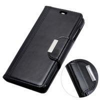 3g cüzdan toptan satış-Inci Tahıl Deri Cüzdan PU Telefon Kılıfı Için Alcatel 5 V 1X3C 3 V 5 1 3X U5 artı A7 A50 DOL 5 S Dol 5 U5 HD U5 4G alcatel 7 U3 3G