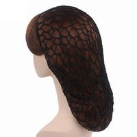 kaliteli dokuma toptan satış-Yeni Saç Fileleri Kaliteli Örgü Peruk Saç Net Yapma Kapaklar Dokuma Peruk Kap Saç Fileleri Net Yapma Kapaklar Ücretsiz Nakliye H1462