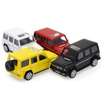 Wholesale vehicles mercedes benz - 1:43 Alloy Car Pull Back Diecast Model Toy Vehicle Toys Boys Children Christmas Gift Mercedes-Benz Model Hot Sell