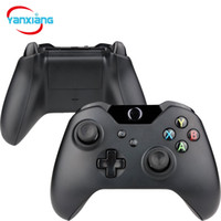 Wholesale new xbox wireless controller resale online - 30pcs Wireless Controller For XBox one Black Brand New Game Controller YX one