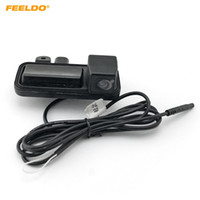 Wholesale rearview camera mercedes for sale - Group buy FEELDO Car Rearview Camera Trunk Handle Camera for Mercedes Benz B180 B200 Parking Camera