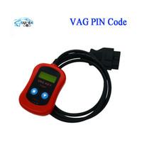 códigos de clave de coche gratis al por mayor-2017 Vag Pin Code Code Auto programador de la llave OBD2 Vag Key Login Herramienta de diagnóstico del coche lector de código envío gratis