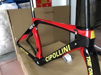 Wholesale carbon race frame - 2018 new Cipollini RB1k T1000 1k or 3K racing full carbon road frame bicycle complete bike frameset sell full bike wheels MTB frame