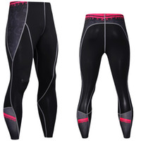Wholesale Xxl Womens Clothes - Mens womens tight fitness pants running biking breathable riding pants mountain Cycling pants outdoor gym clothing sports Exercise trousers