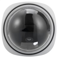Wholesale dummy domes online - Realistic Dummy Surveillance Security Dome Camera with Blinking Red LED Light Home Surveillance Fake Camera Cctv