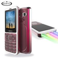 handy-flash-player großhandel-SERVO S10 Unlocked-Telefone 2,8