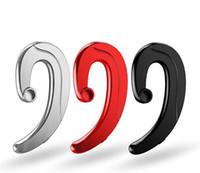 fone de ouvido headset ipad venda por atacado-JOYROOM JR-P1 Ultra-leve fone de ouvido sem fio V4.1 Bluetooth Fones de ouvido com microfone para iPad, iPhone, Galaxy e outros telefones inteligentes