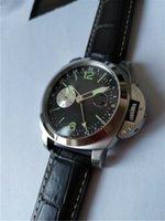 механические кожаные прозрачные часы оптовых-Классический человек часы высокое качество механические часы автоматическое движение роскошные часы кожаный ремешок наручные часы прозрачное стекло обратно 020