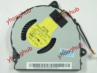 cables del ventilador del portátil al por mayor-FCN DFS531005PL0T FGKG DC 5V 0.5A 4-Wire Server Laptop Fan
