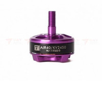 Wholesale rc brushless motors - 1PCS New Arrival T-Motor AIR40 2450KV Brushless Motor 3-4S for RC Frame Kit
