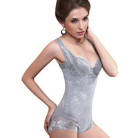 ropa interior de adelgazamiento mágico al por mayor-Changla Mujeres Sexy Butt Lifter Corset Shaper Tummy Control Magic Slimming Body Body Building Underwear Ladies Waist Train Corsés
