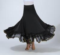 ingrosso abiti da ballo della sala da ballo-2018 Nuove donne moderne di disegno Vestiti standard Concorrenza di ballo di ballo Vestiti che ballano il partito di compleanno festa cena costo